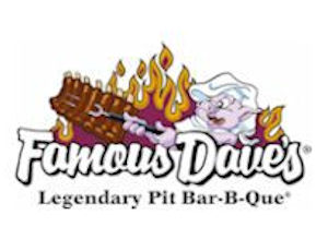 Famous Daves Legendary Pit Bar-B-Que